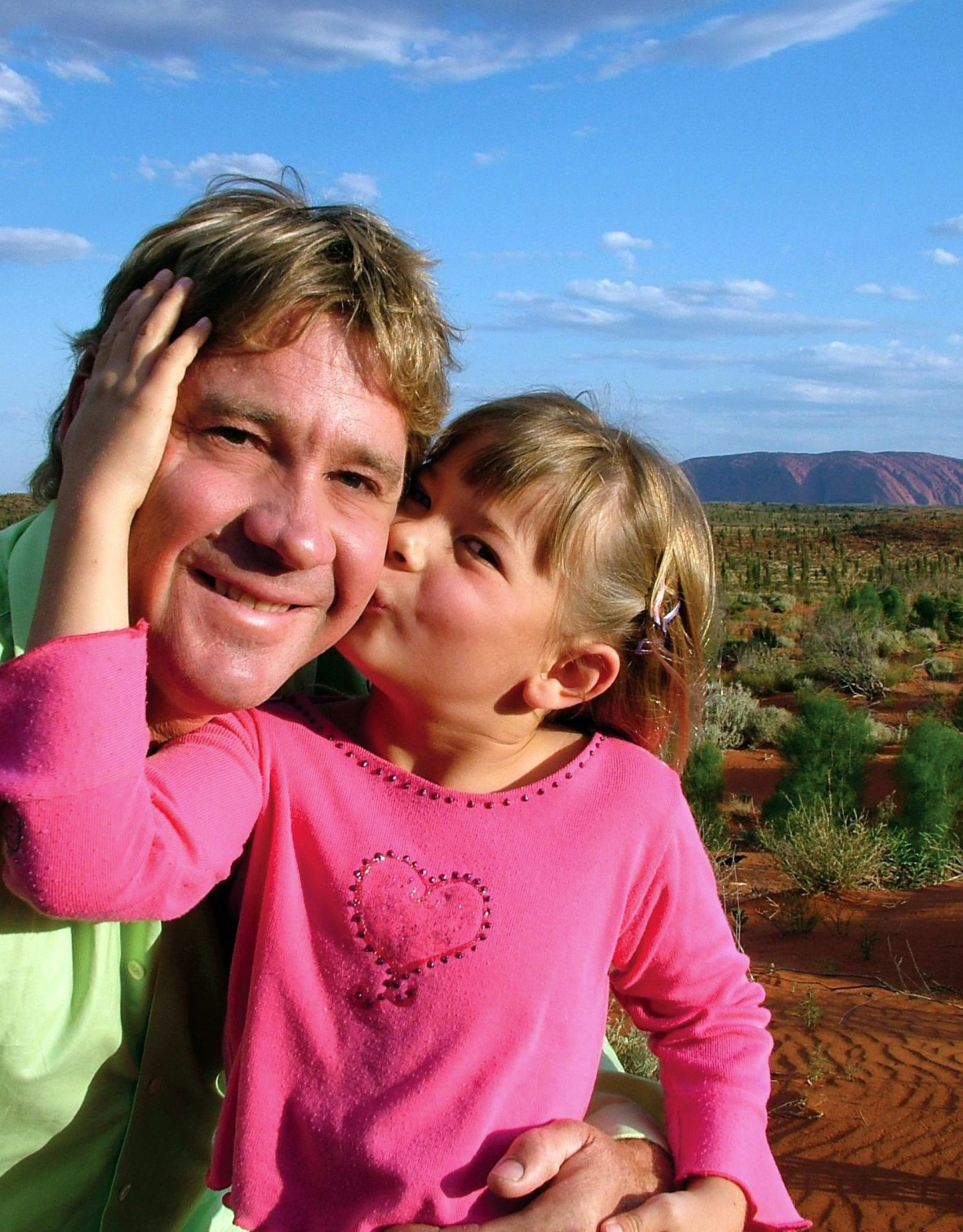 bindi irwin steve irwin getty images