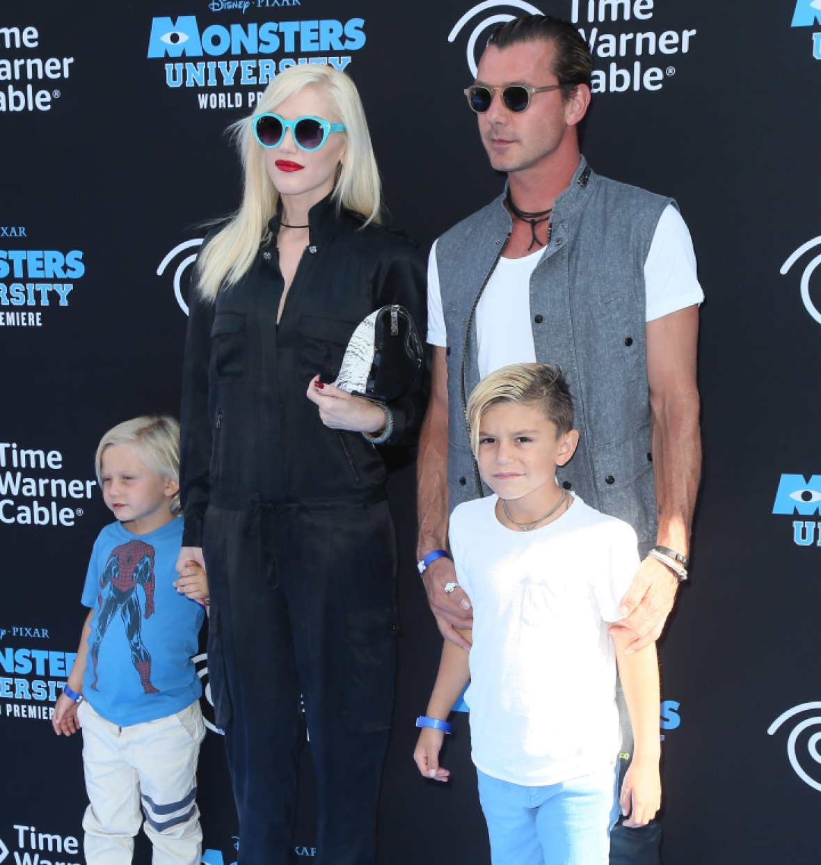 gwen stefani kids getty images