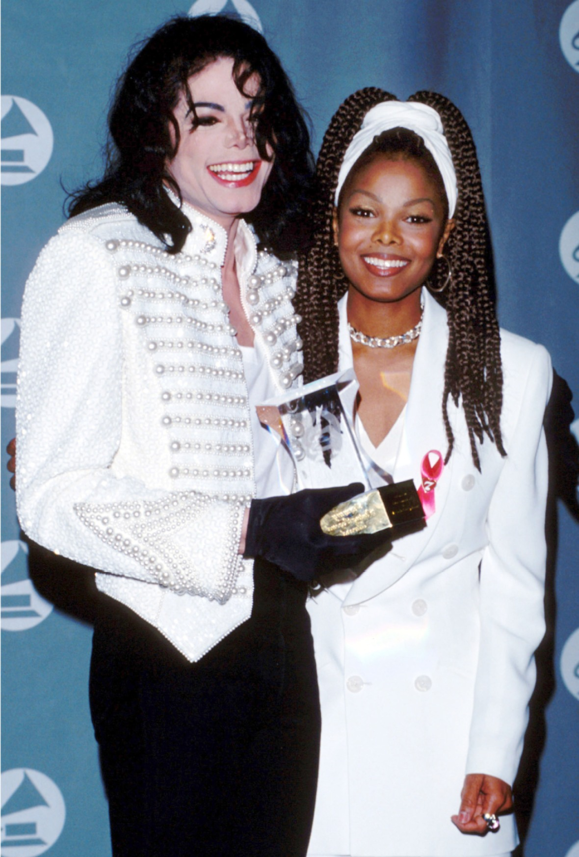 janet jackson michael jackson getty images