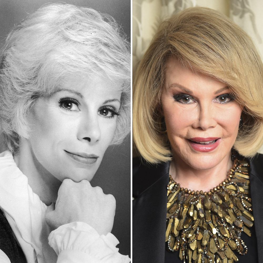 joan rivers getty images