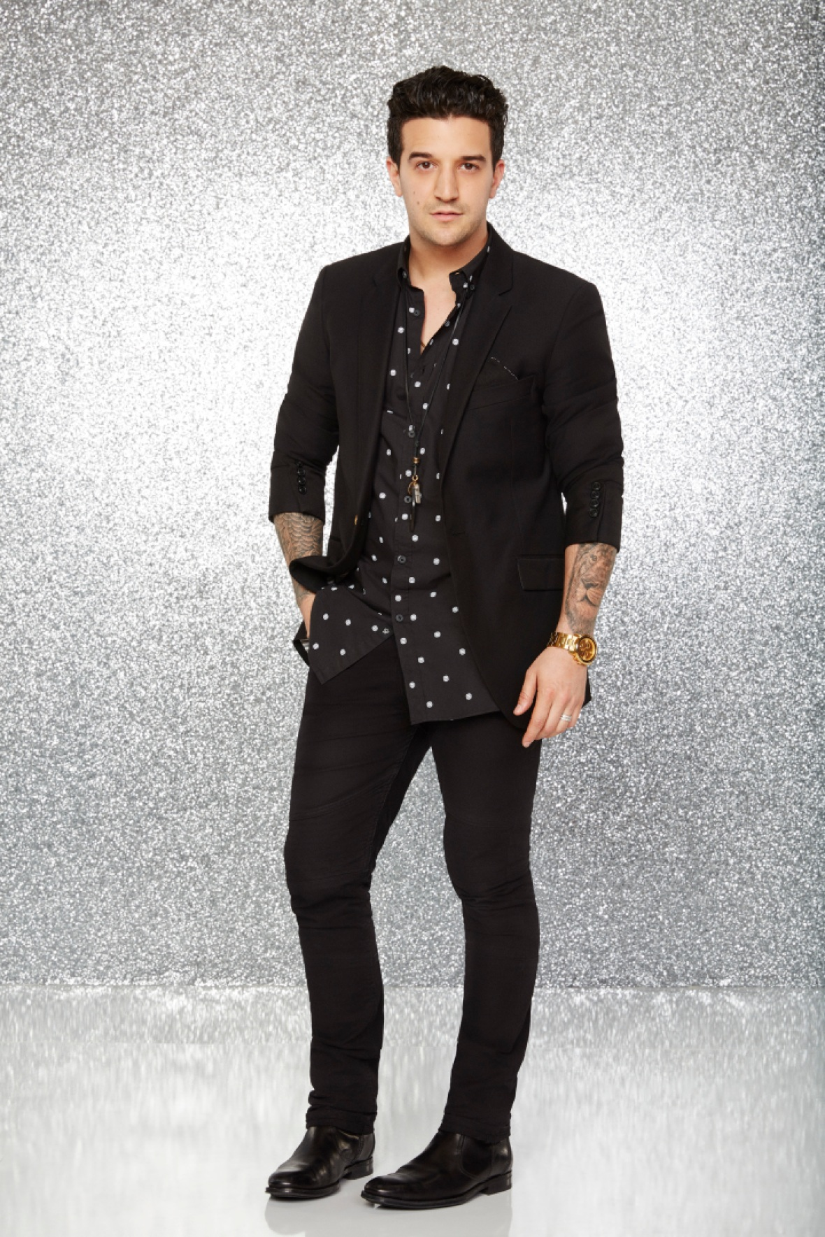 mark ballas getty images