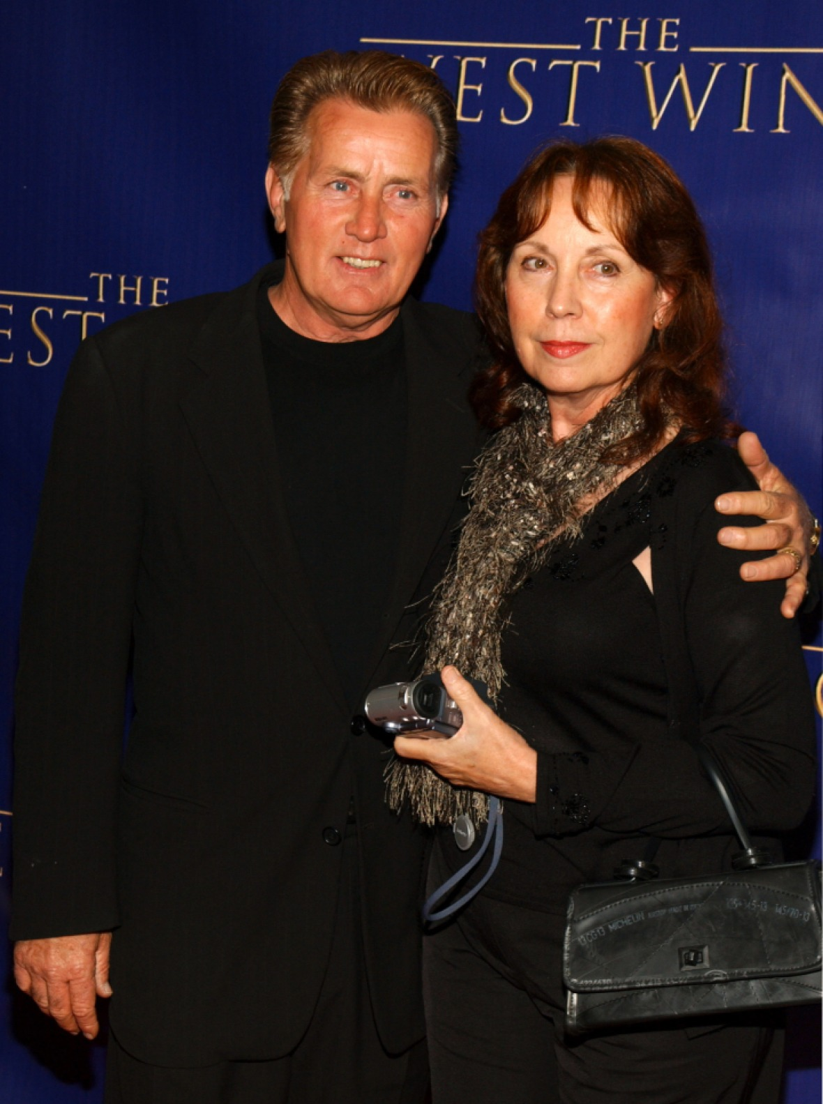 martin and janet sheen