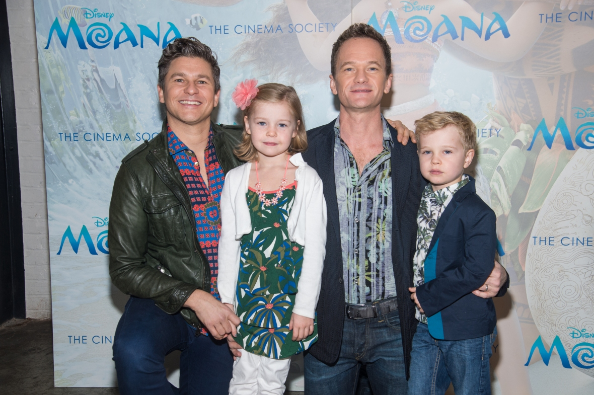 neil patrick harris family getty images