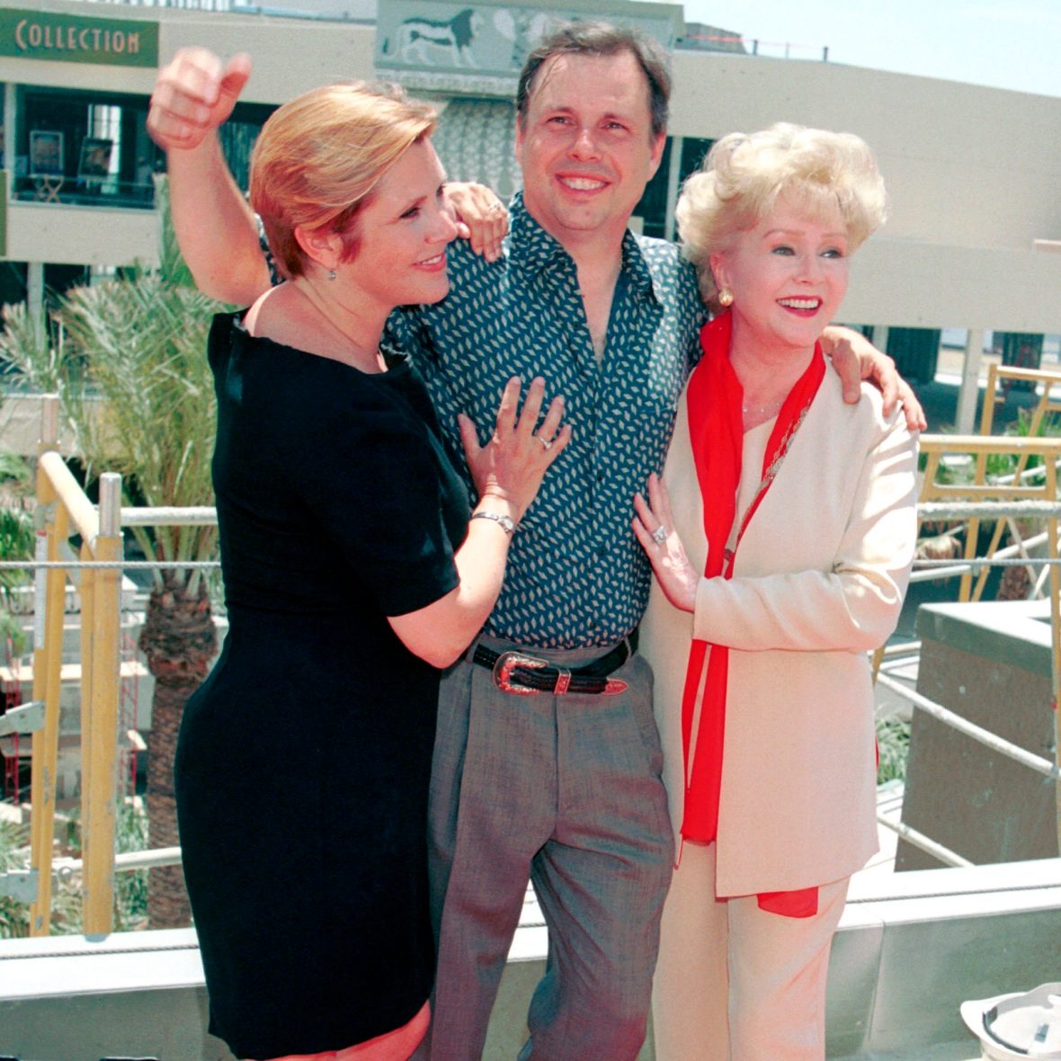 debbie reynolds getty images