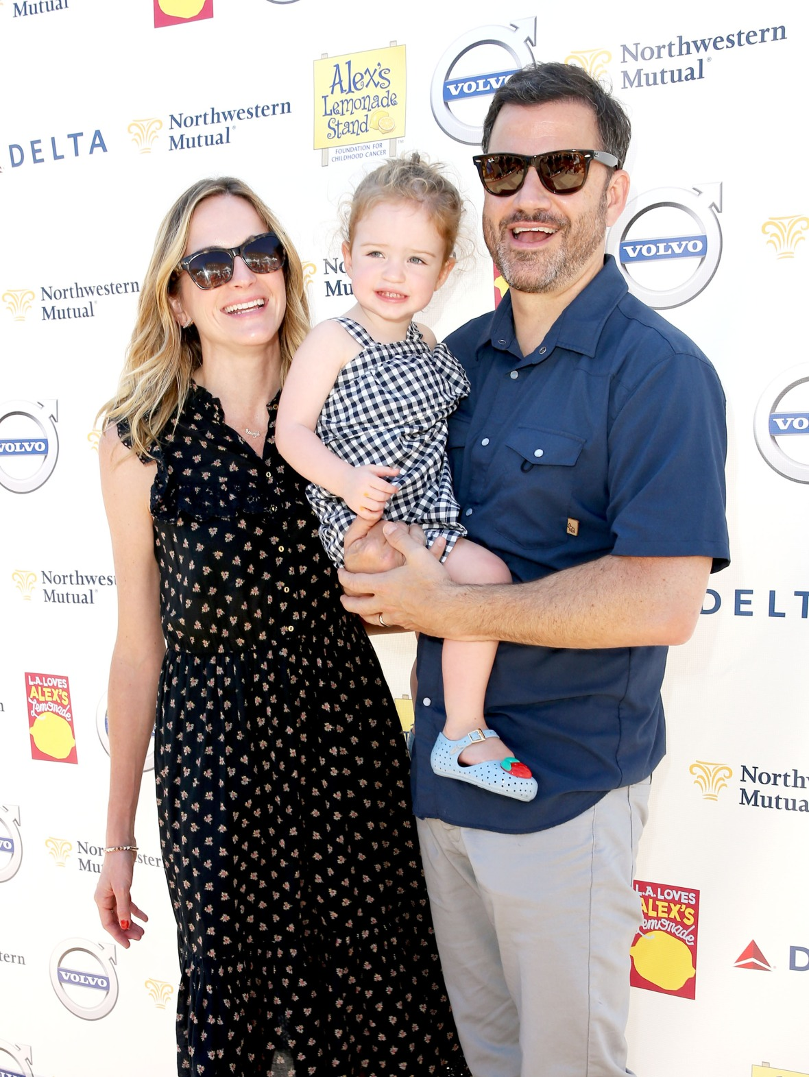 jimmy kimmel wife getty images