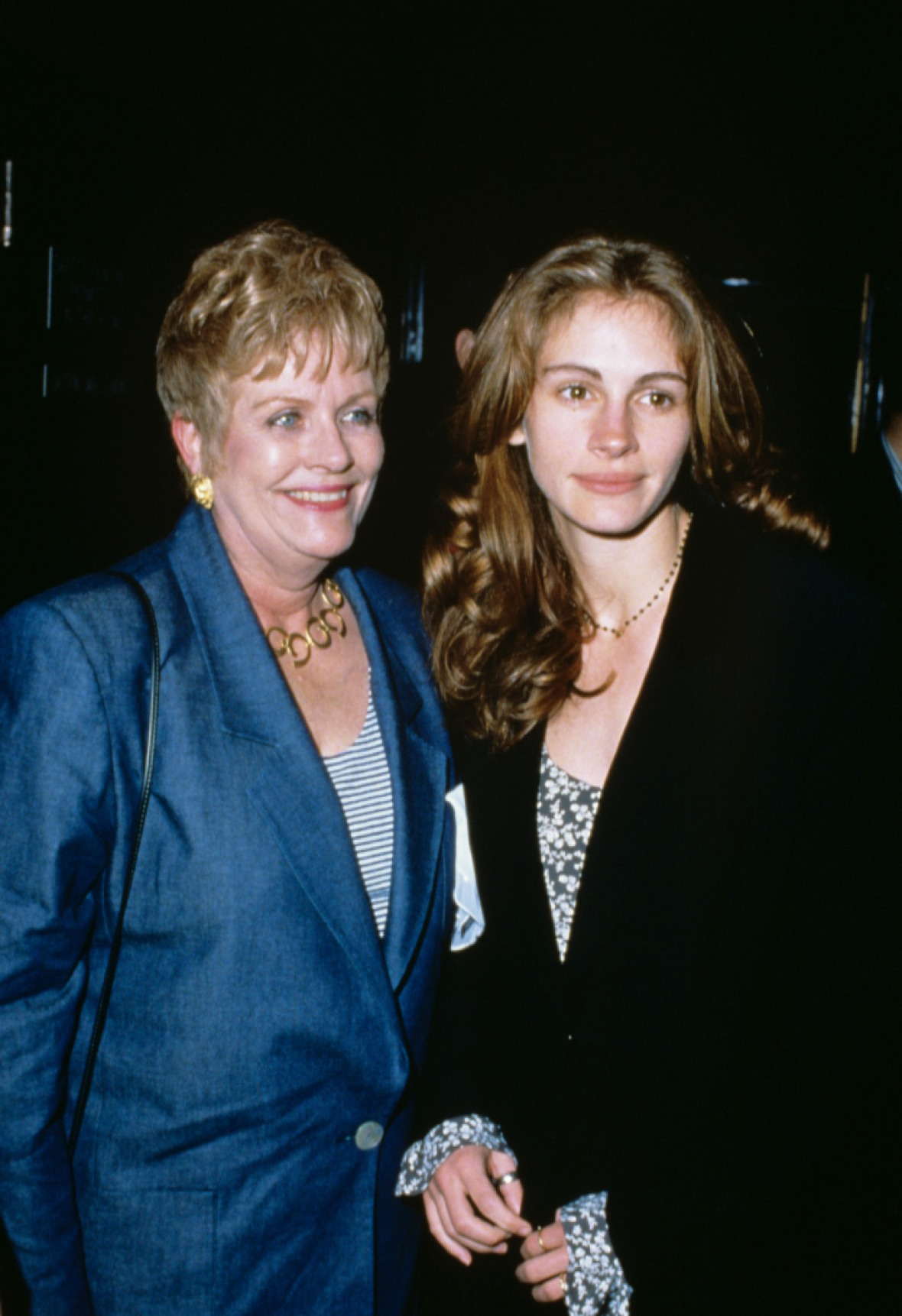 julia roberts and betty lou bredemus