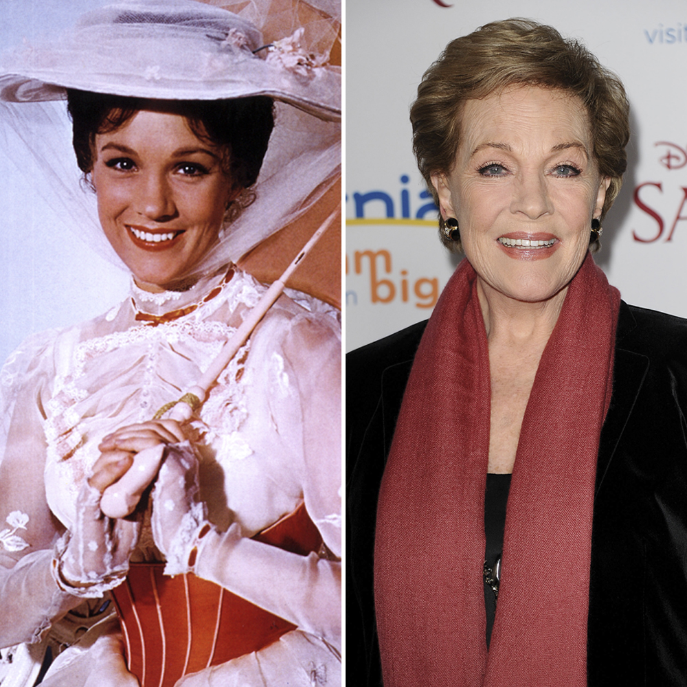 Julie Andrews (Mary Poppins)