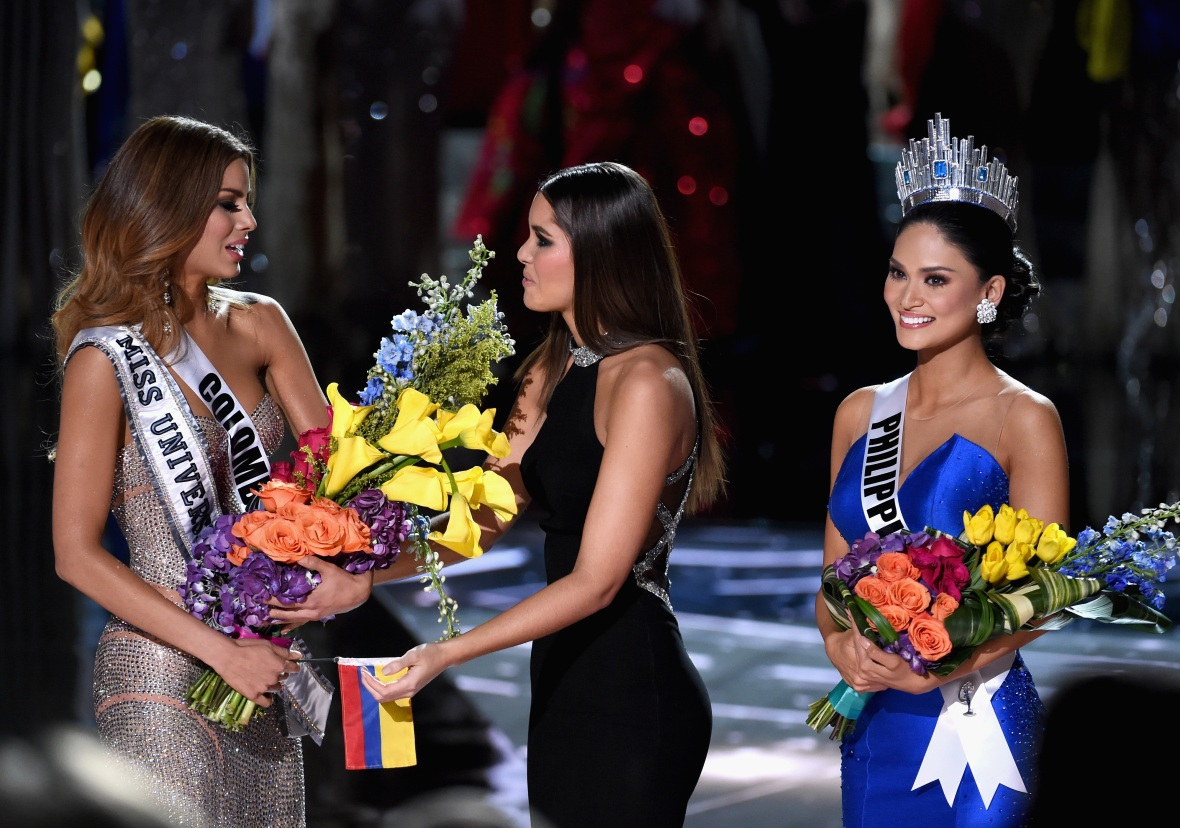 miss universe getty images
