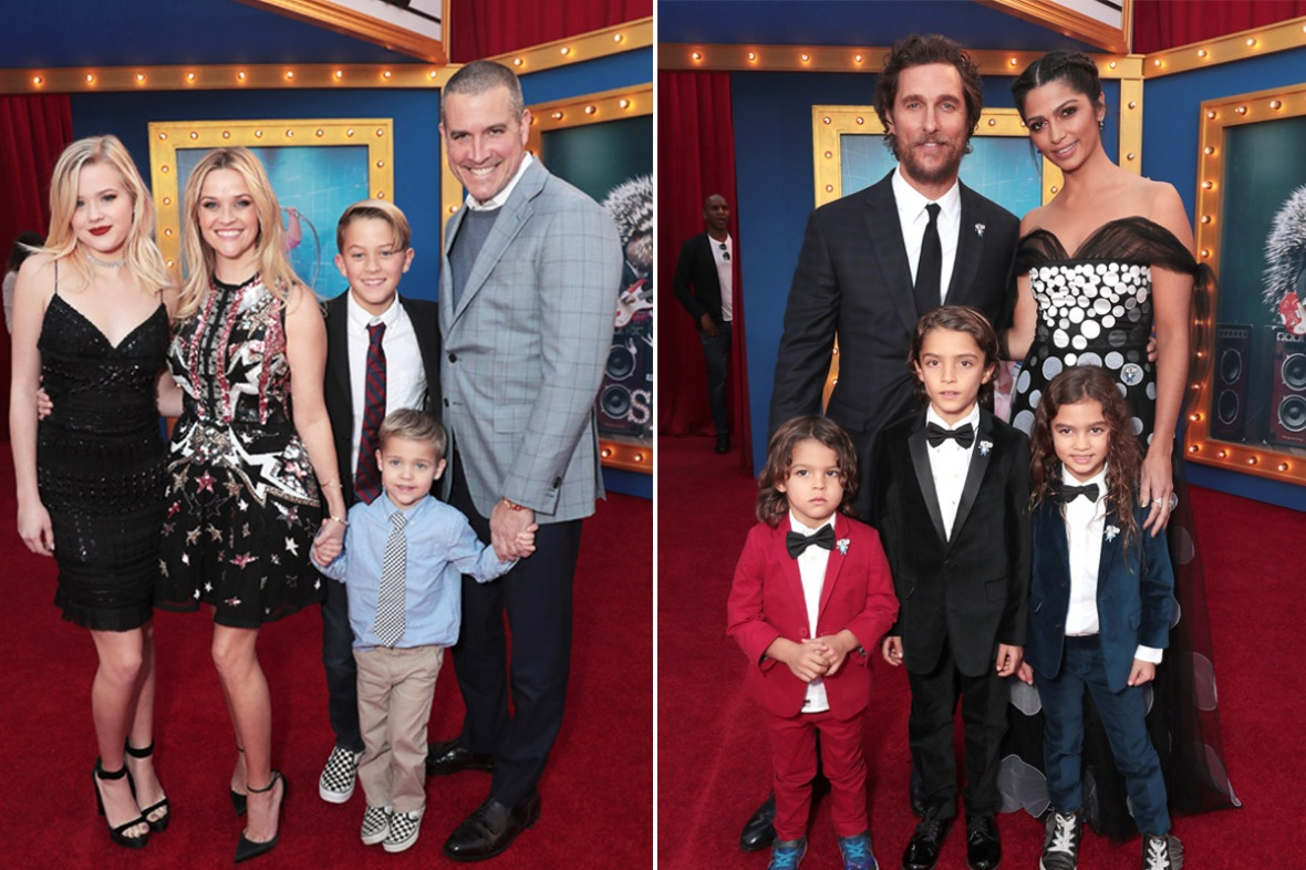 reese witherspoon matthew mcconaughey getty images