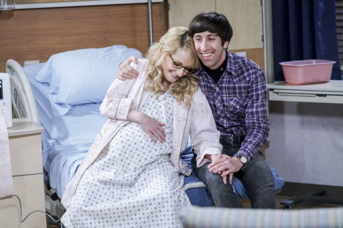 'the big bang theory' getty images