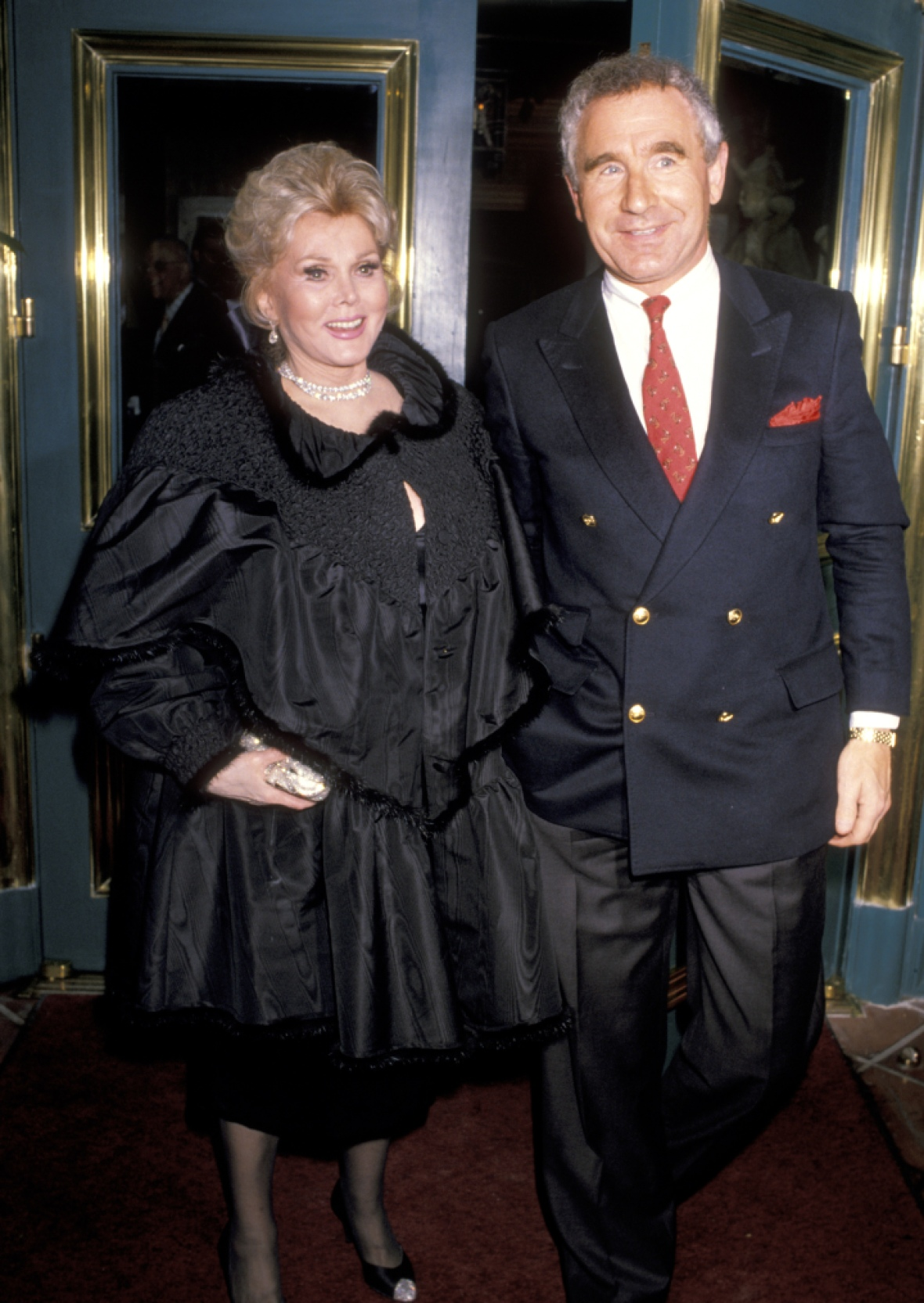 zsa zsa gabor husband getty images
