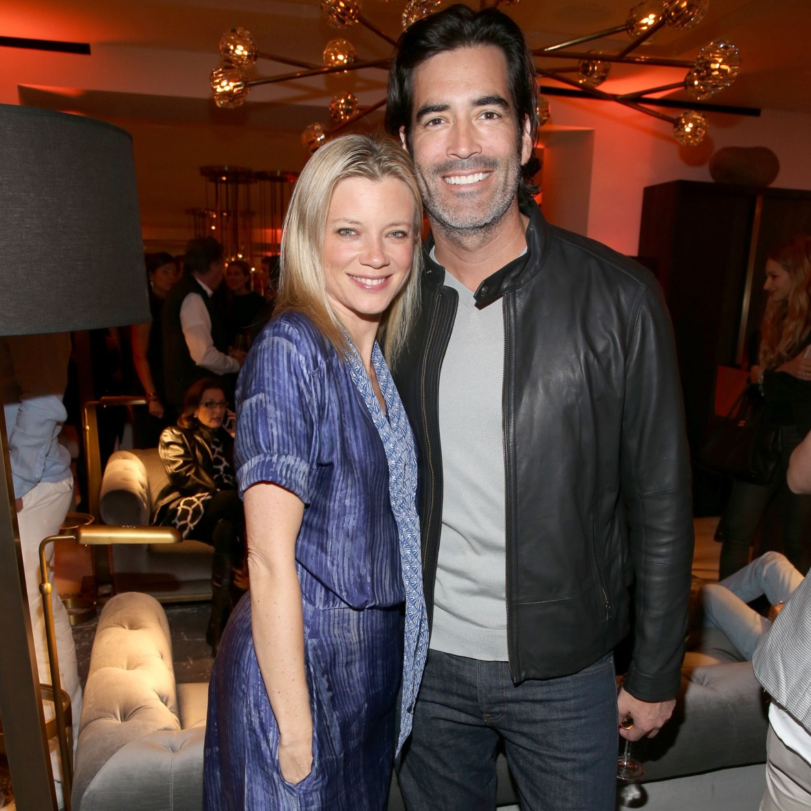 amy smart husband getty images
