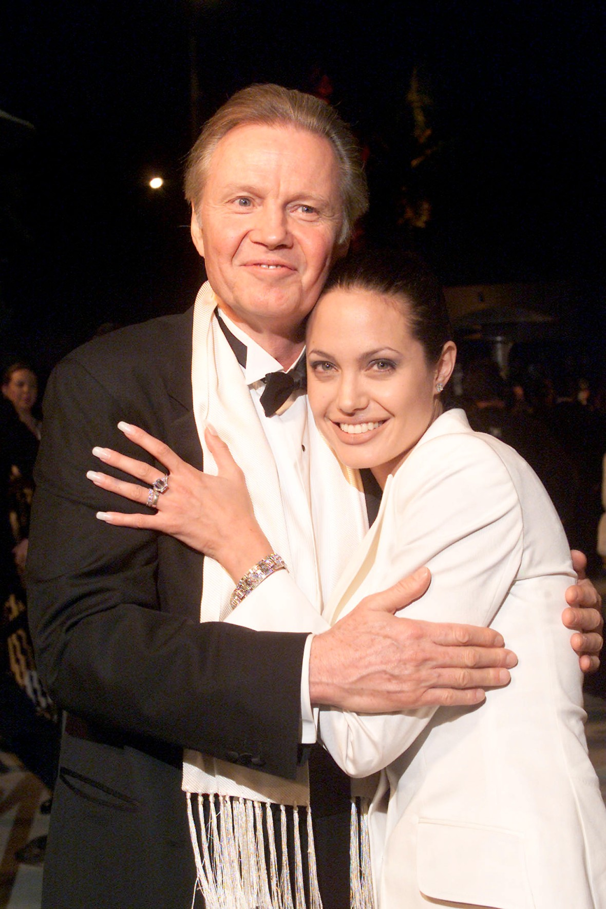 angelina jolie jon voight getty images