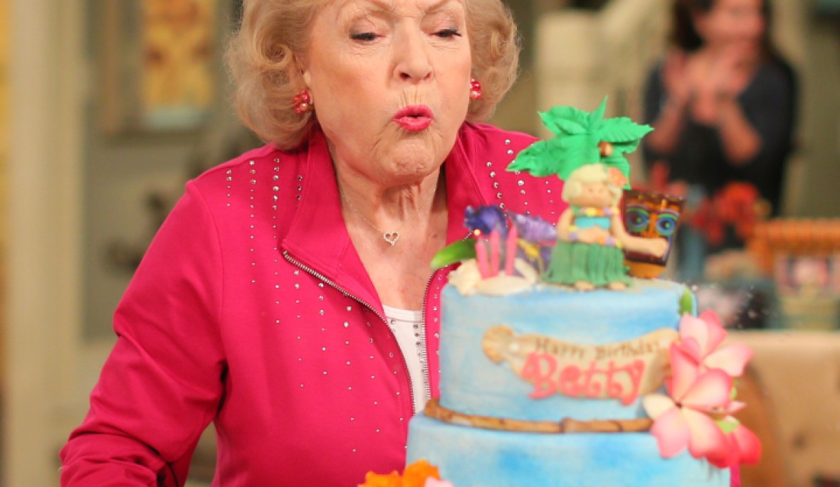 betty white getty images