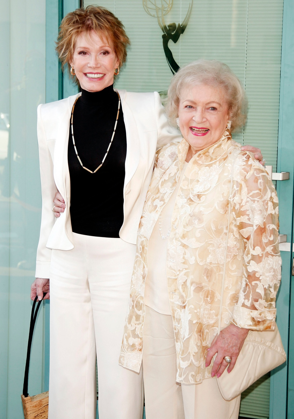 betty white mary tyler moore getty images