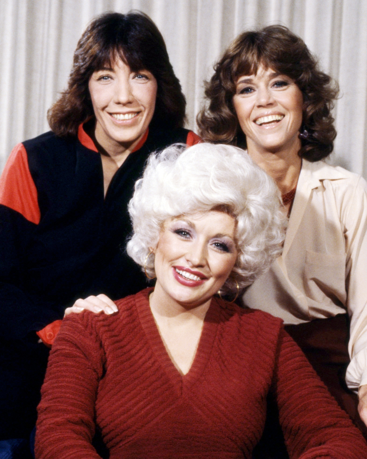 dolly parton lily tomlin getty images