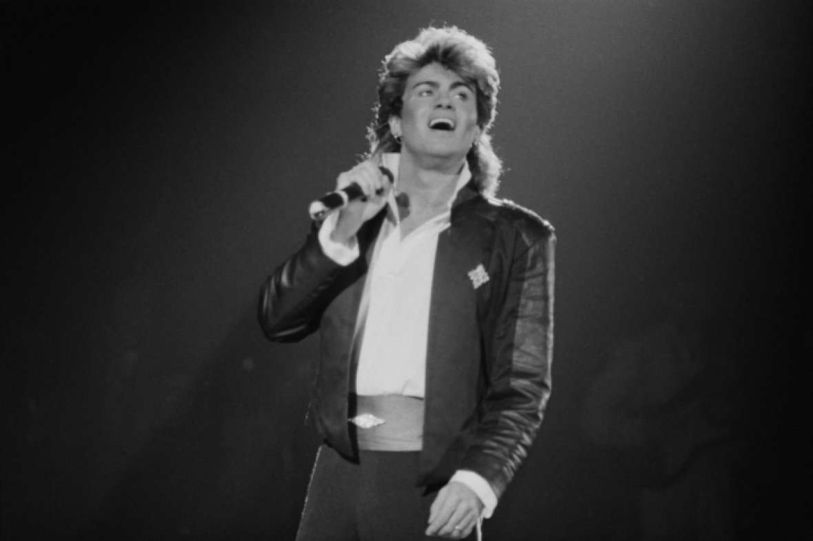 george michael getty images
