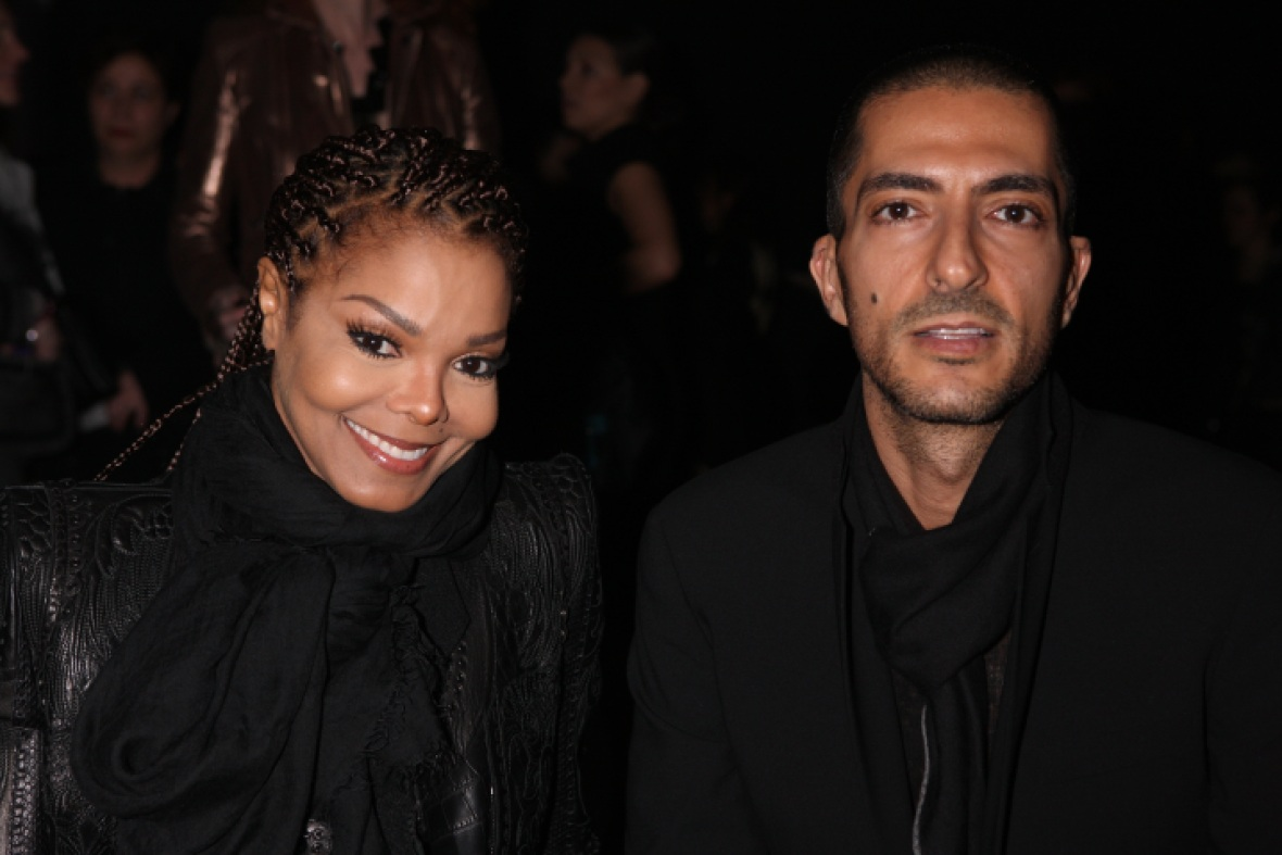 janet jackson wissam al mana getty images