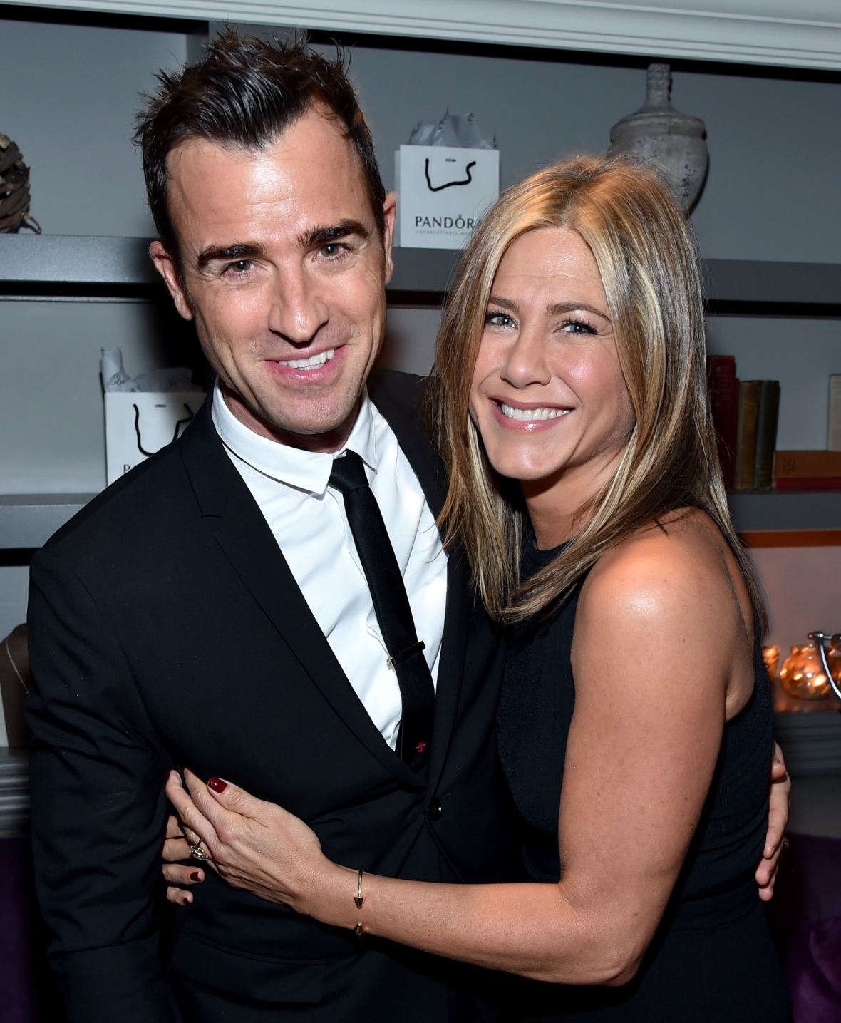 jennifer aniston justin theroux getty images
