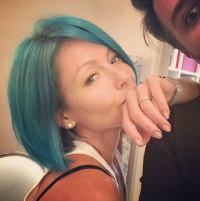 kelly-ripa-blue-hair