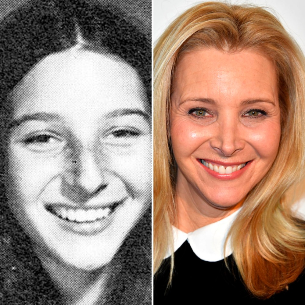lisa kudrow yearbook library, getty images