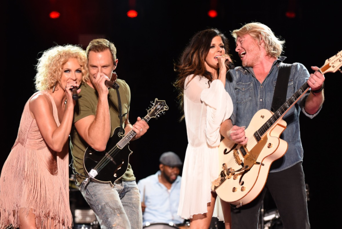 little big town getty images