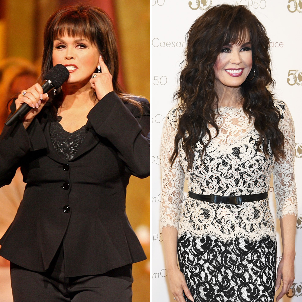 marie osmond getty images