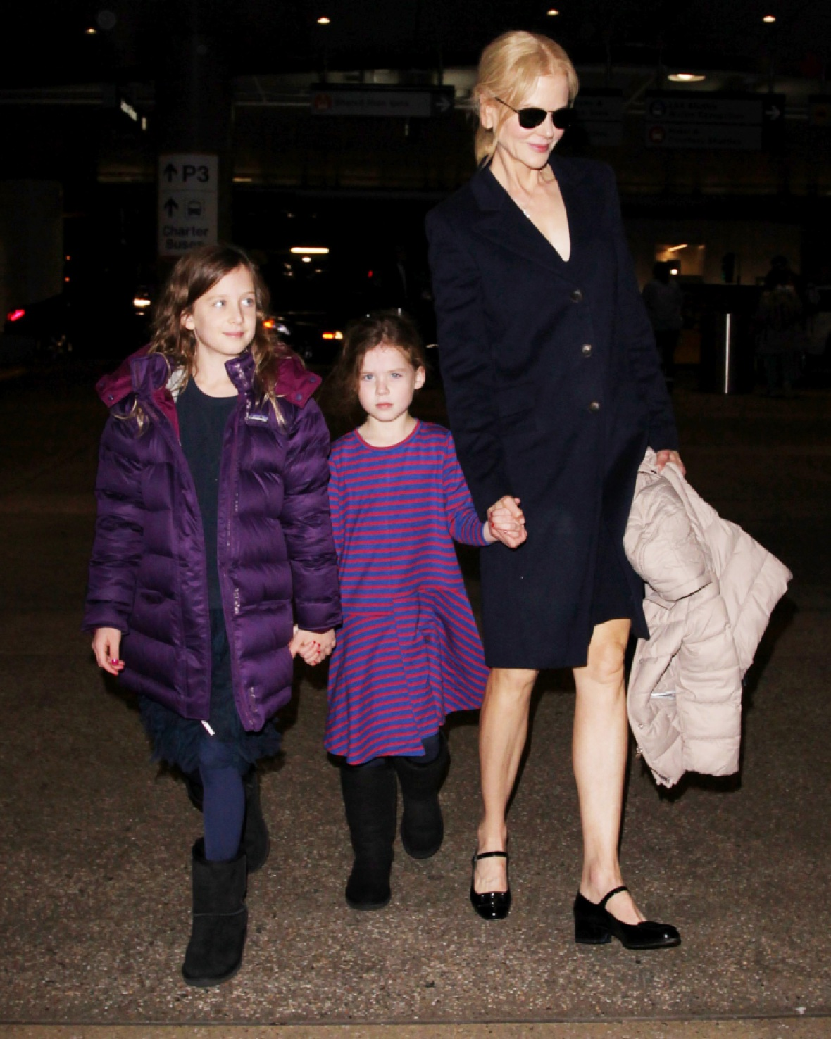 nicole kidman daughters splash