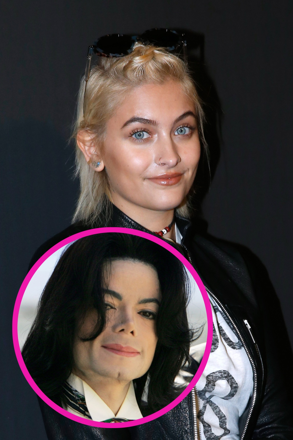 paris jackson michael jackson getty images