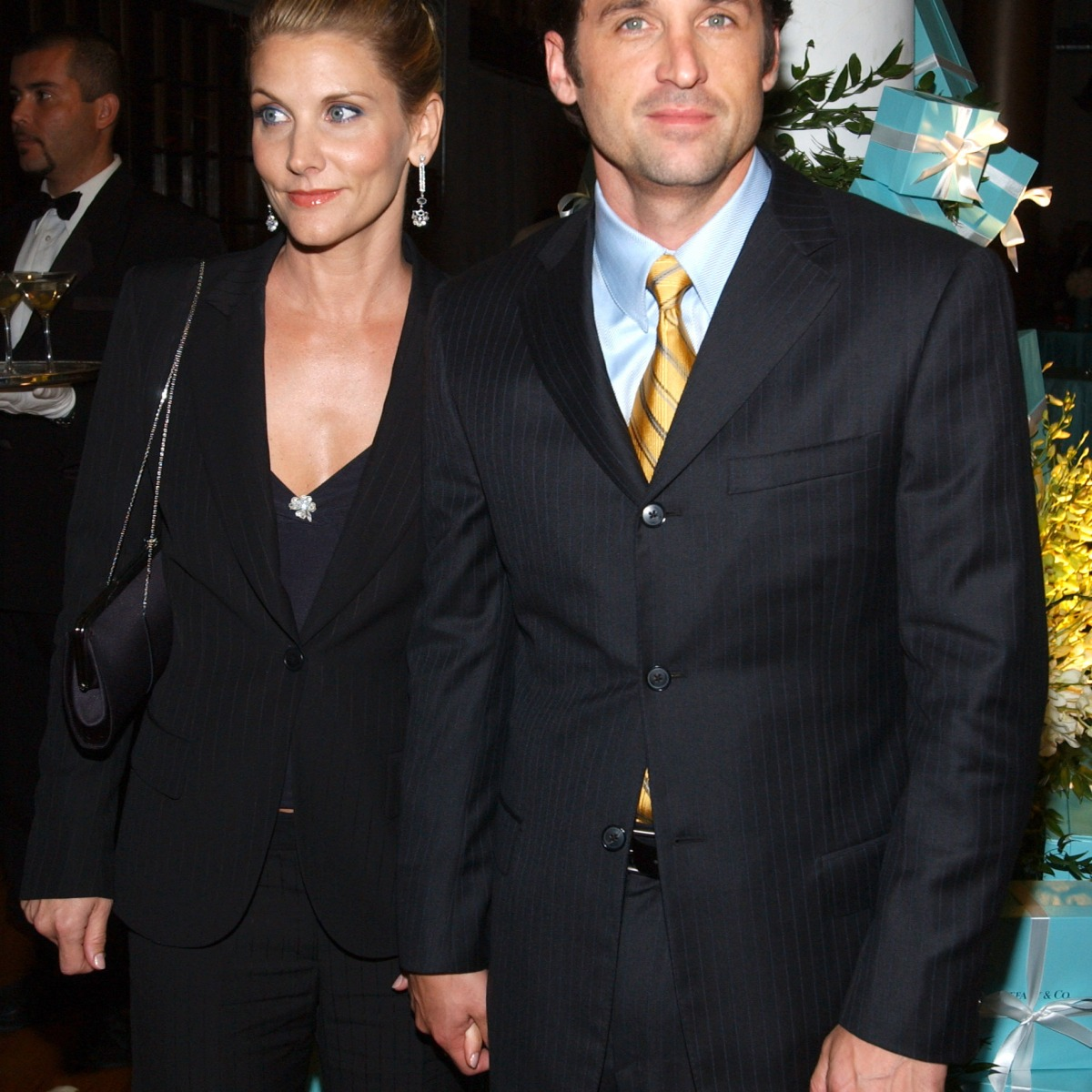 Patrick Dempsey And Wife Jillian Fink Celebrate 19th Wedding Anniversary