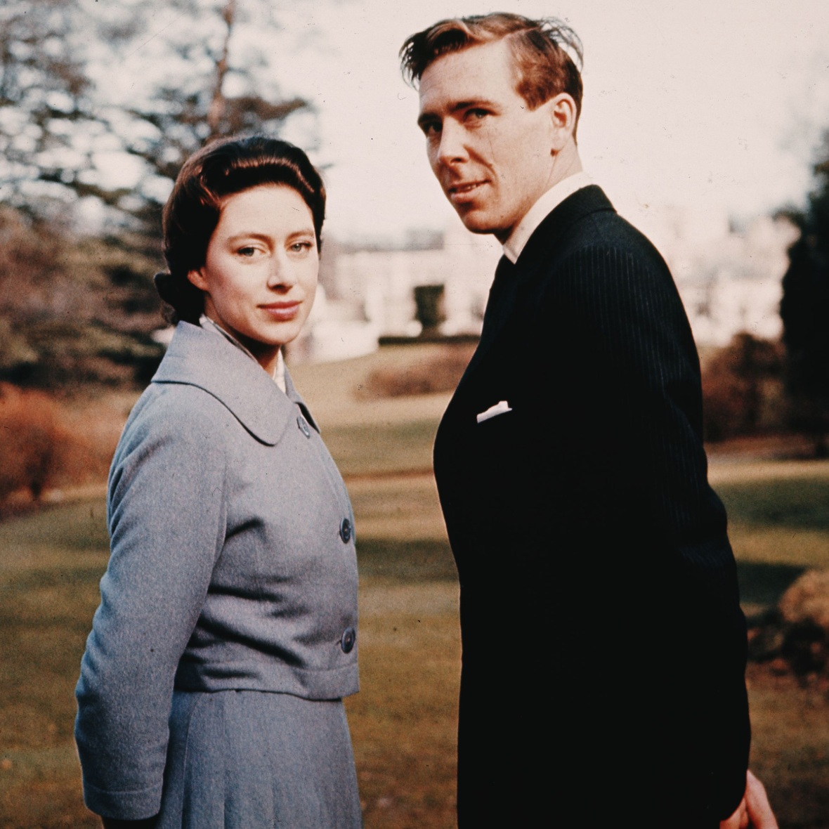 princess margaret getty images