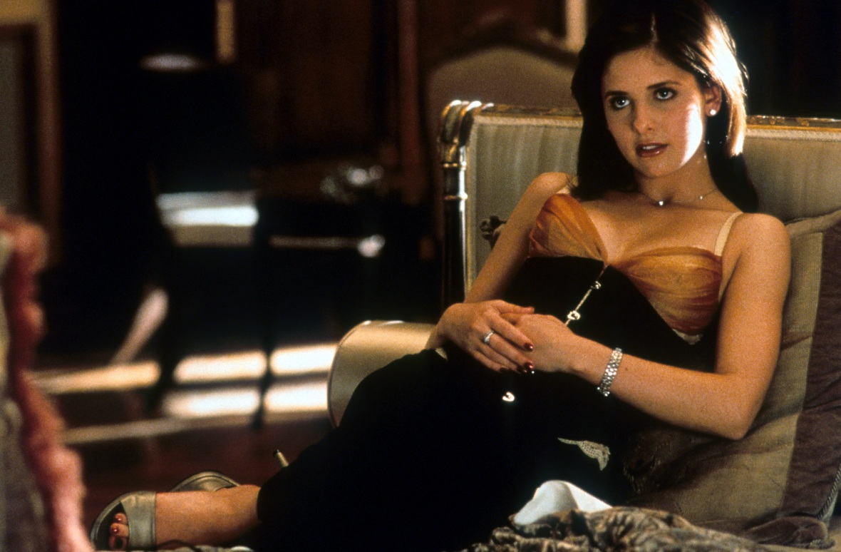 sarah michelle gellar cruel intentions getty images