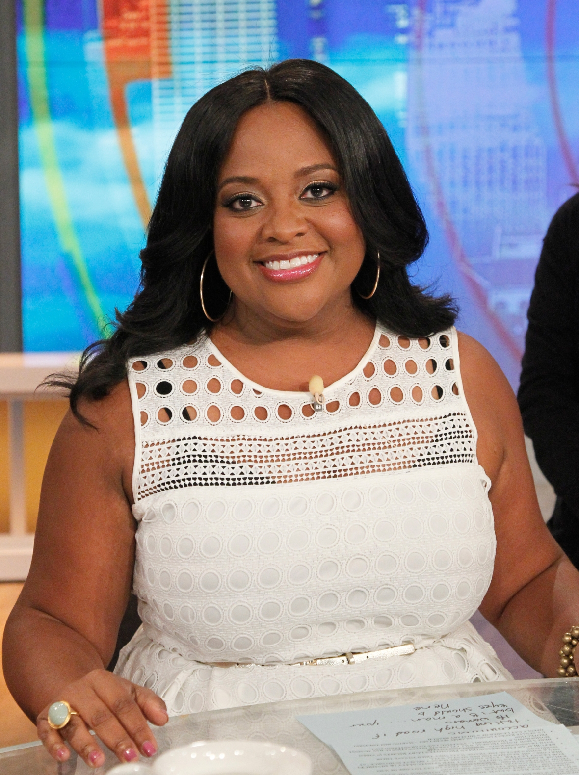 sherri shepherd getty images
