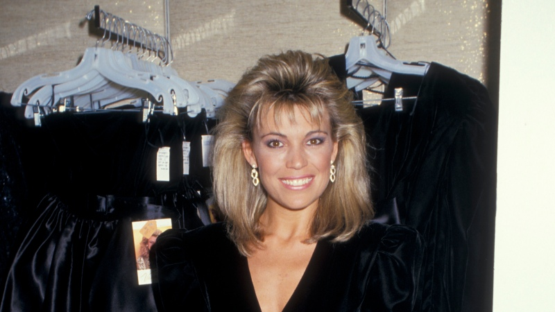 Vanna White Has Never Repeated A Gown On Wheel Of Fortune And