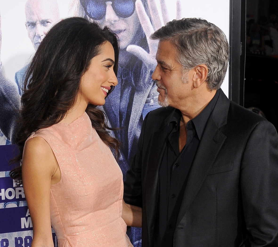 amal clooney george clooney getty images