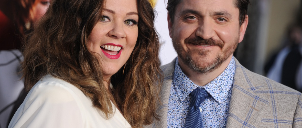 ben falcone melissa mccarthy getty images