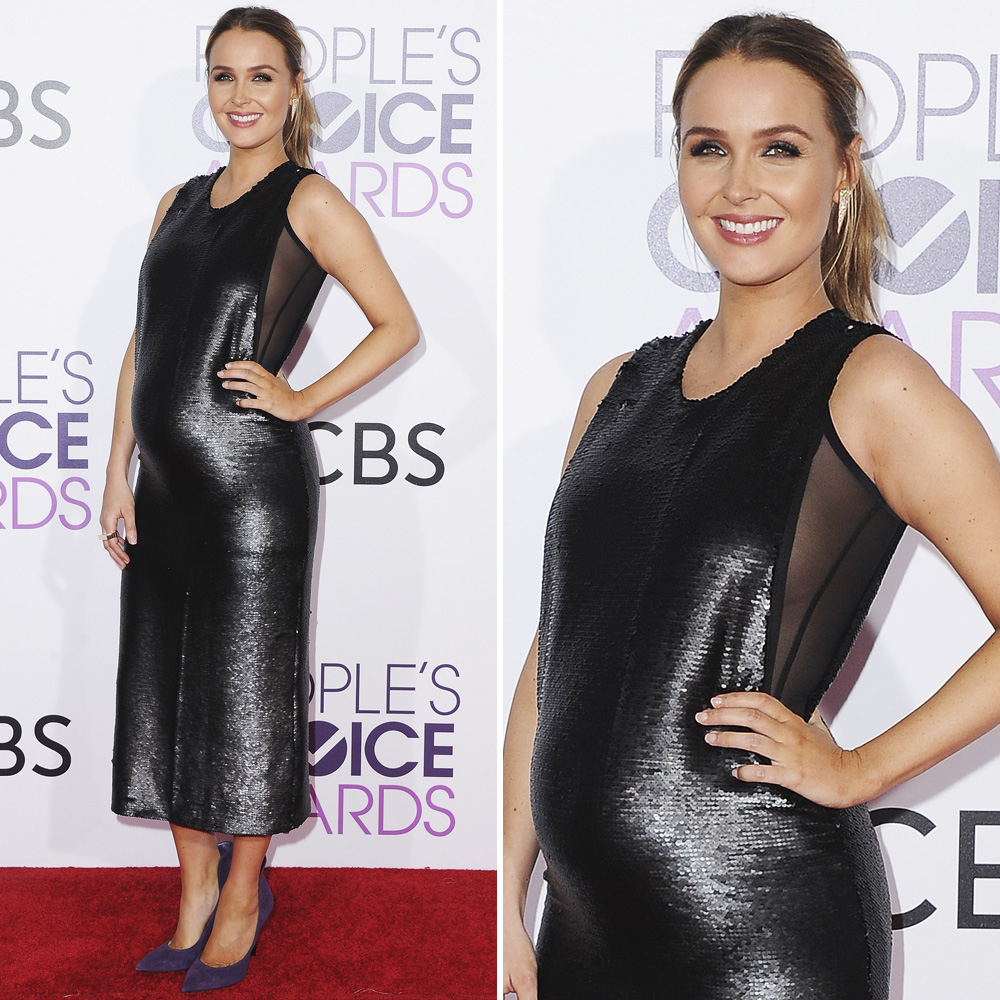 camilla luddington getty images
