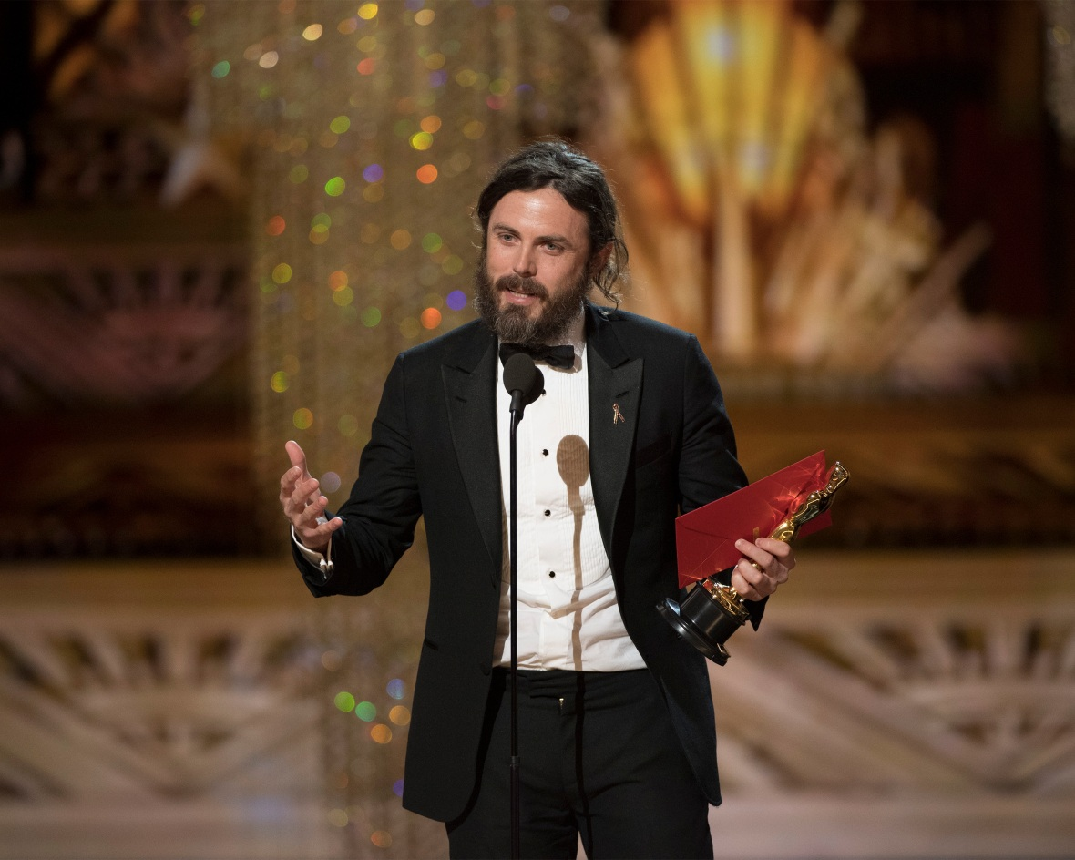 casey affleck getty images