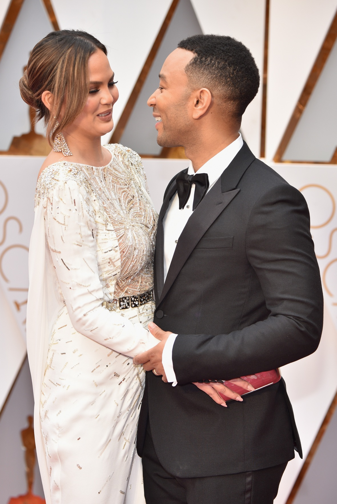 chrissy teigen john legend getty images