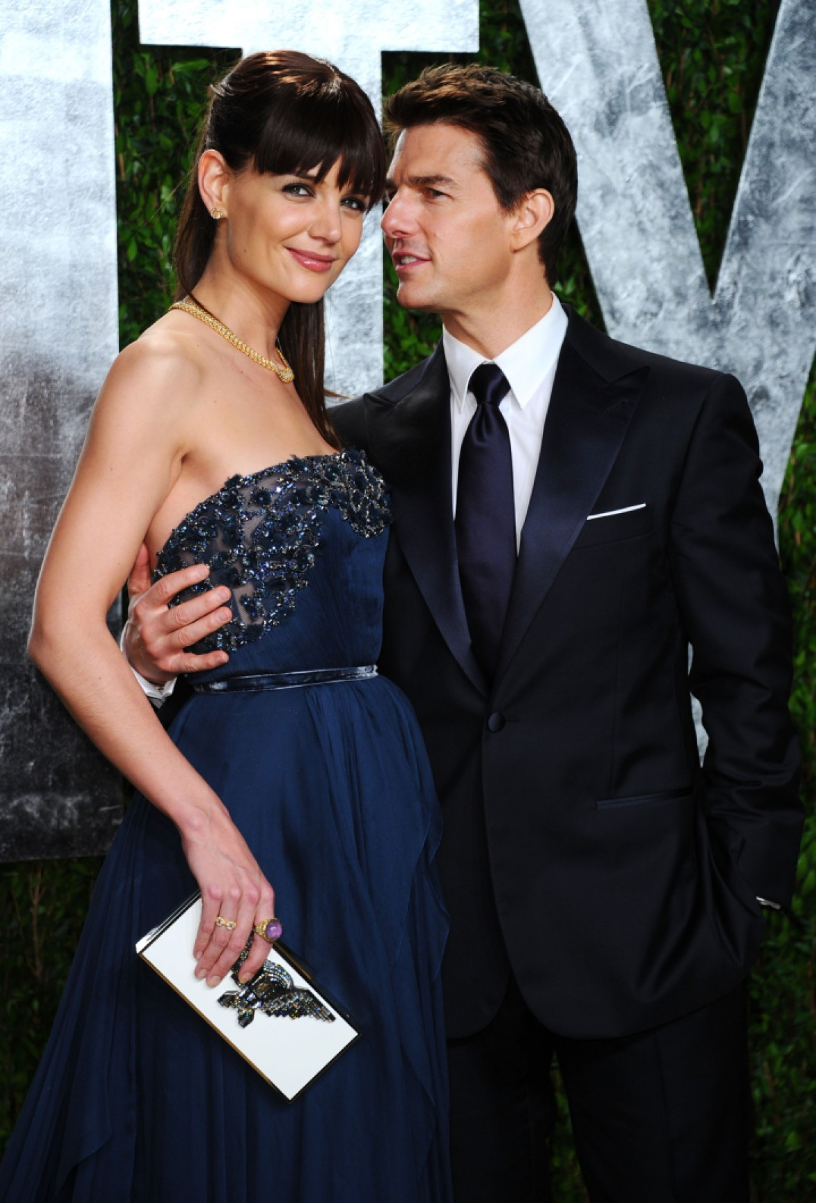 katie holmes tom cruise getty images