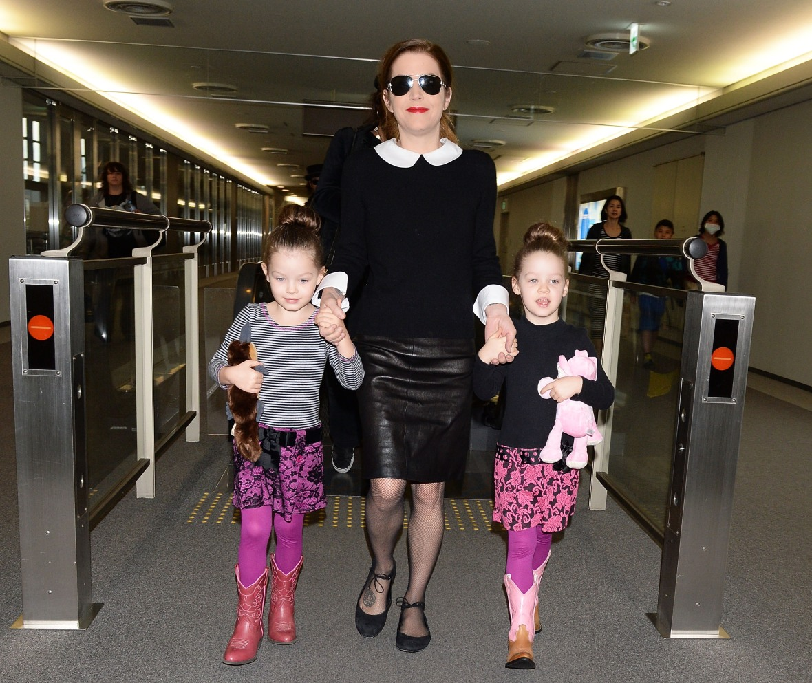 lisa marie presley daughters getty images