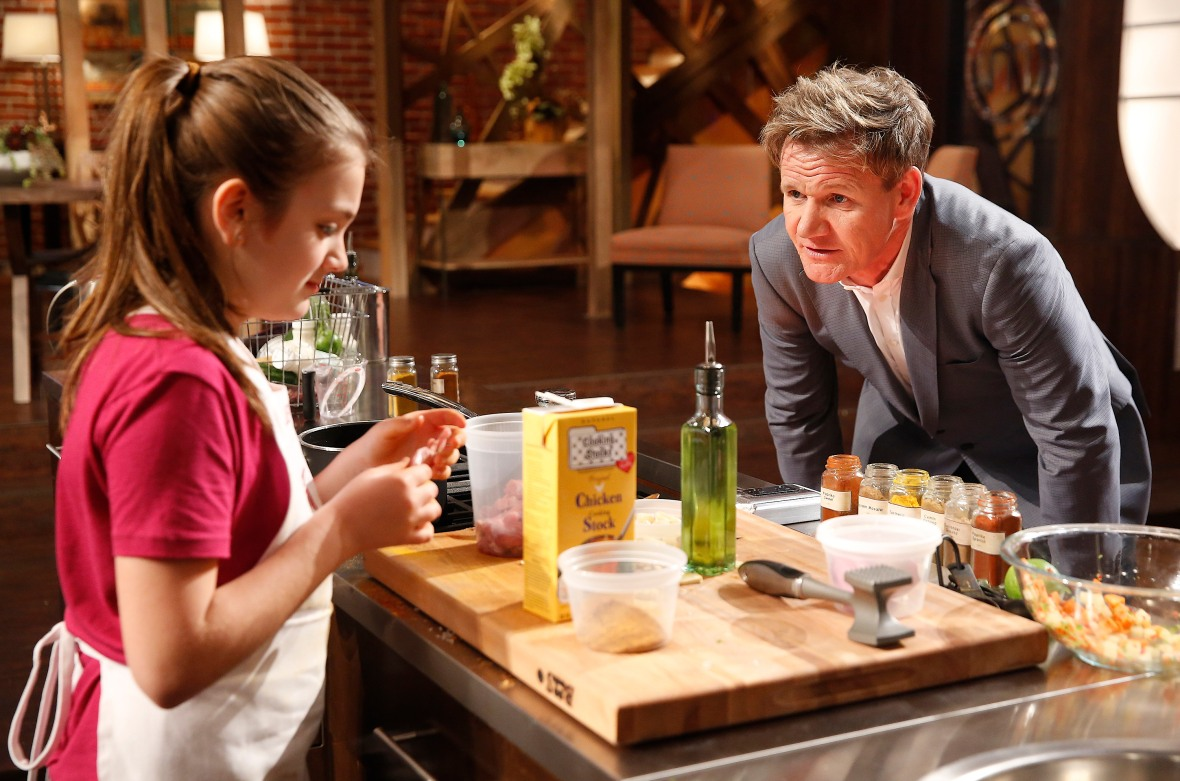 'masterchef junior' getty images