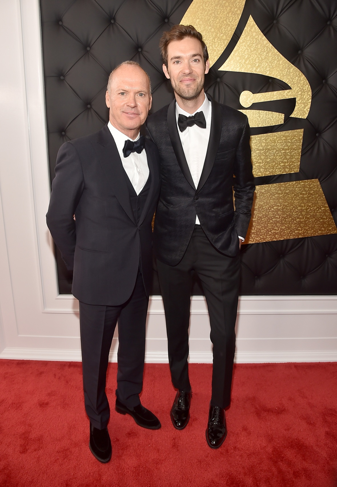 michael keaton son getty images