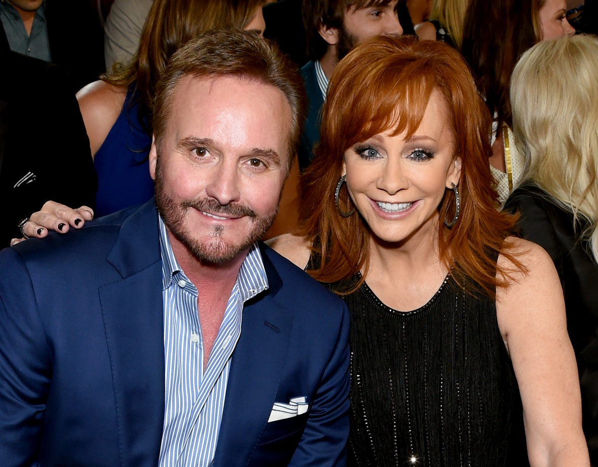 reba mcentire narvel blackstock getty images