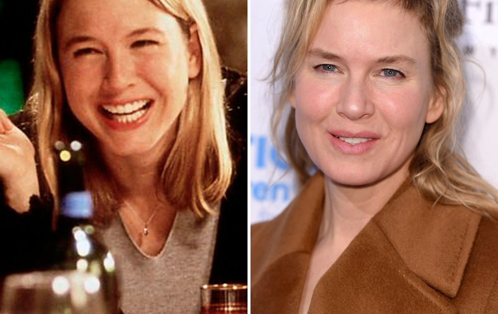 See The Cast Of Bridget Jones S Diary Then And Now