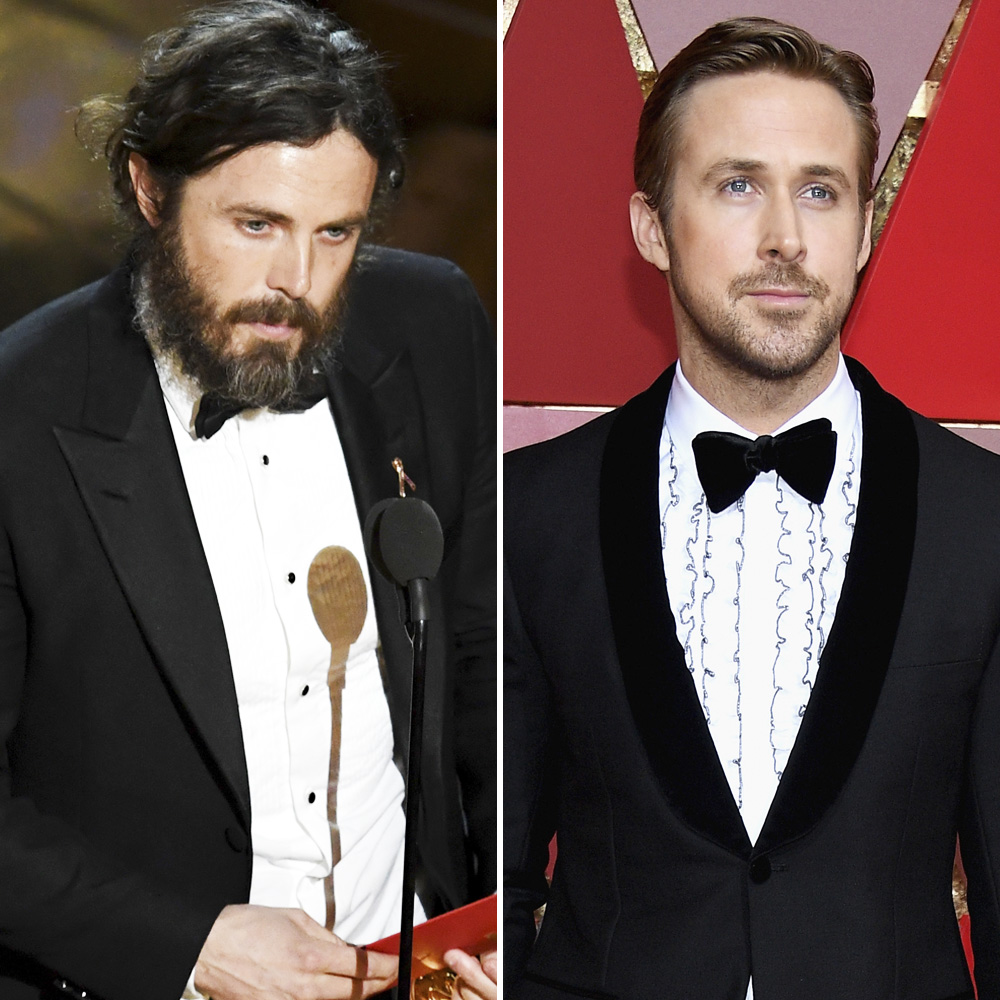 casey affleck ryan gosling getty images