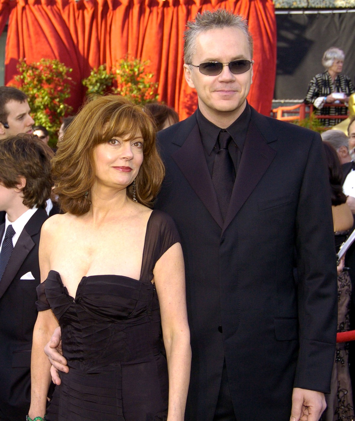 susan sarandon tim robbins getty images