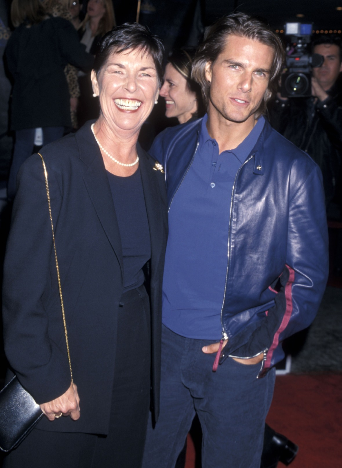 tom cruise mom getty images
