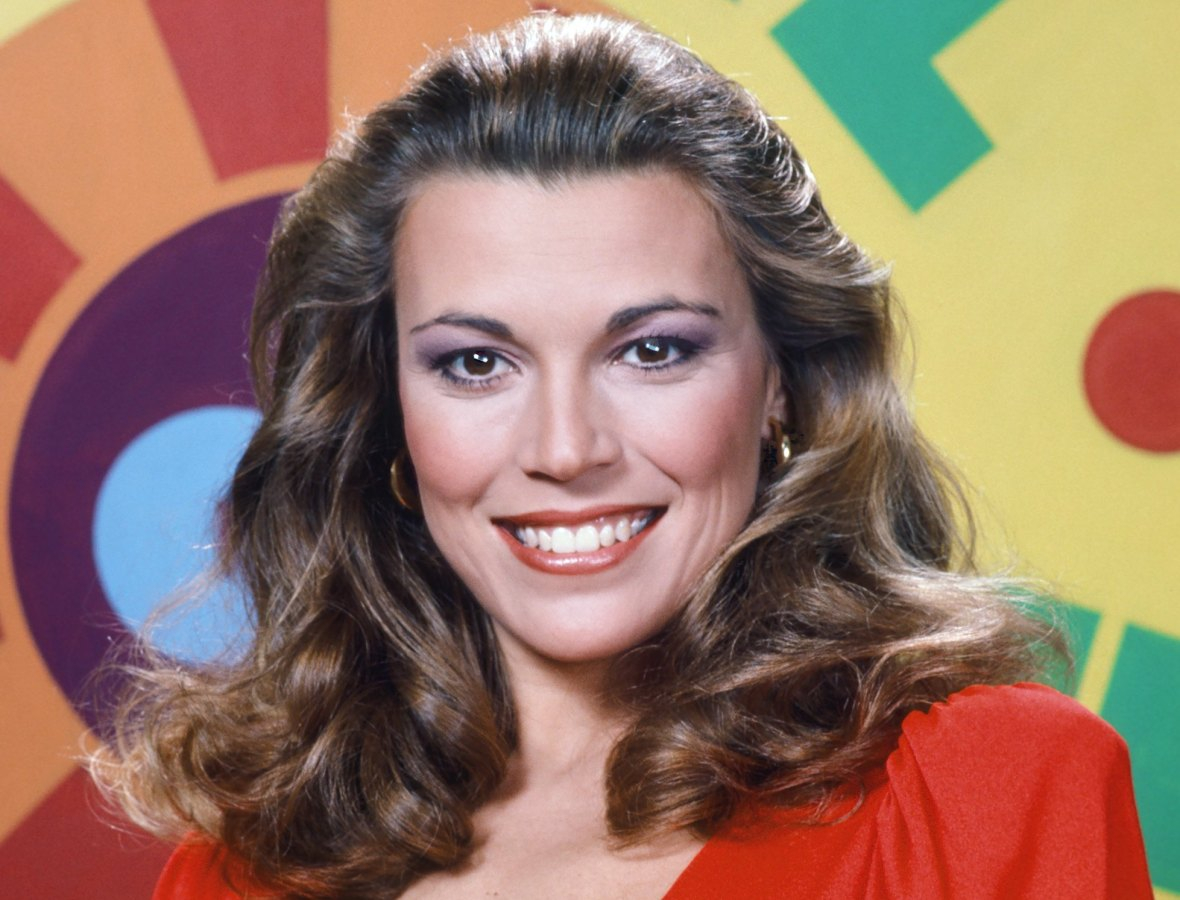 vanna white getty images