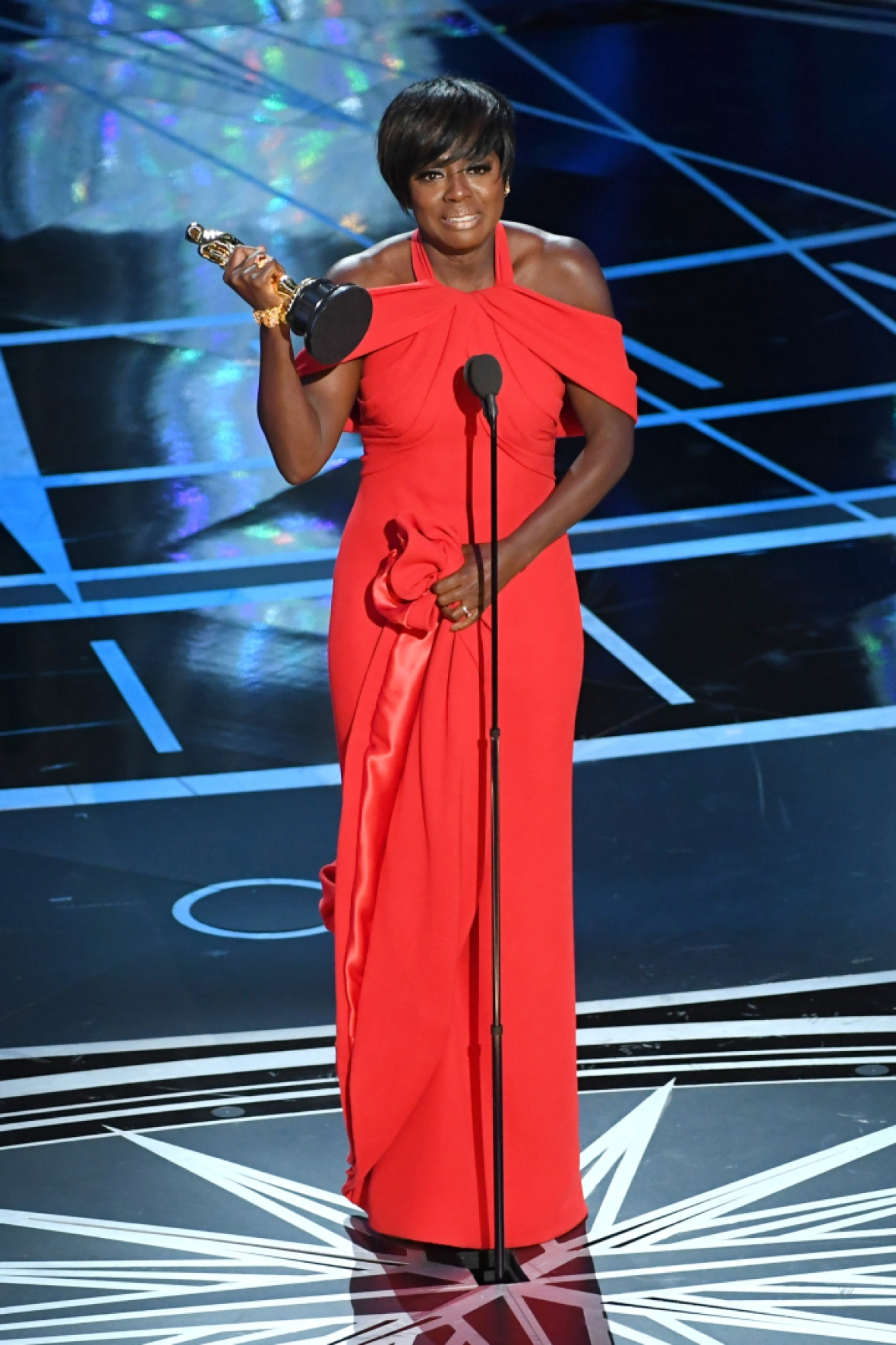 viola davis oscars getty images